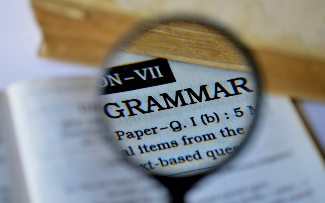 """Reader Question: """"What about the English Grammar Profile?"""""""