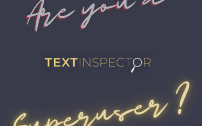 Get Involved with Text Inspector